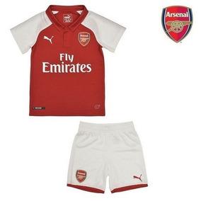 3d1db75ee4 Camisa Arsenal Inglaterra Infantil - Camisas de Times de Futebol no Mercado  Livre Brasil