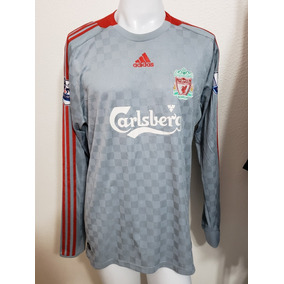 980c716c76031 Camisa Liverpool Manga Longa - Camisa Liverpool Masculina no Mercado Livre  Brasil
