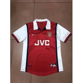 b1af3289c7c64 Capote Nike - Camisa Arsenal Masculina no Mercado Livre Brasil