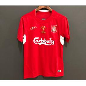 0937596502c9a Liverpool Gerrard - Camisa Liverpool Masculina no Mercado Livre Brasil