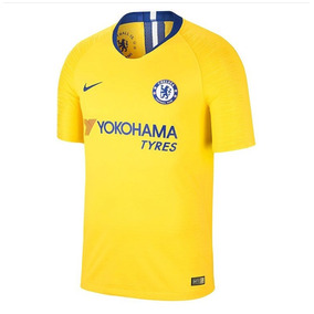 3c82d23b5b335 Camisa Chelsea Goleiro 2018 - Camisas de Futebol no Mercado Livre Brasil