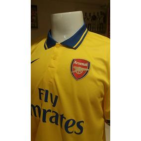 6aeae087d391d Camisa Do Arsenal Amarela - Camisa Arsenal Masculina no Mercado Livre Brasil
