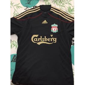 4835a52bd1f9c Camisa Do Liverpool Retro - - Camisas de Times de Futebol no Mercado Livre  Brasil