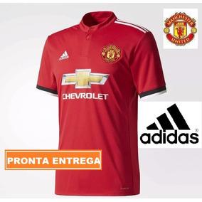 172e82690 2018 Camisa Do Master United 2017 Times - Camisas de Futebol no Mercado  Livre Brasil