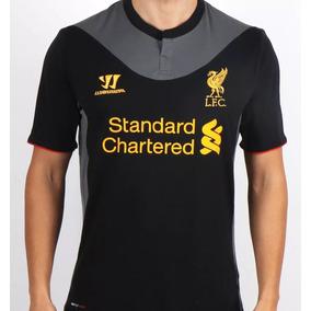 36a5a6f206ffb Camisa Liverpool Masculina no Mercado Livre Brasil