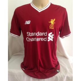 2b818179a9522 Camisa Roma Salah - Camisas de Times de Futebol no Mercado Livre Brasil