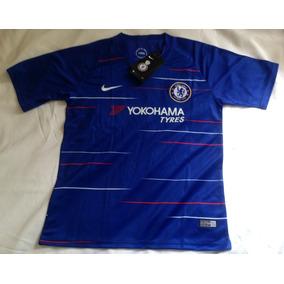 2bf992b4bab82 Camisa Chelsea Infantil - Futebol no Mercado Livre Brasil