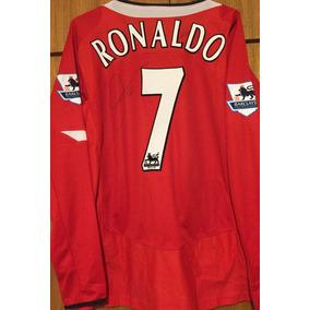 0a597d9d8 Camisa Real Madrid 2004 Ronaldo - Camisas de Futebol no Mercado Livre Brasil