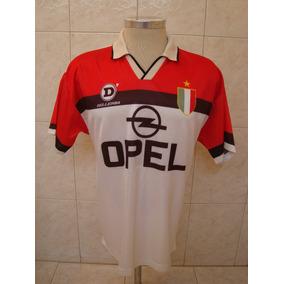 2b54b2e2dc201 Camisa Livorno - Camisa Milan Masculina no Mercado Livre Brasil