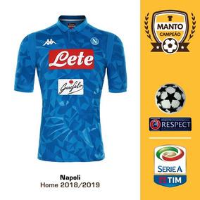 8243c20c28359 Camisa Napoli Hamsik - Camisa Napoli Masculina no Mercado Livre Brasil