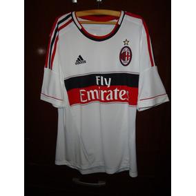 8210b6b6bb3d3 Camisa Milan Branca - Camisa Milan Masculina no Mercado Livre Brasil