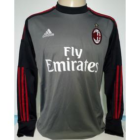 117c786049d03 Camisa Goleiro Italia Buffon - Camisas de Futebol no Mercado Livre Brasil