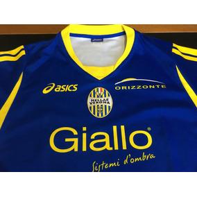 200339a3dde78 Uniforme Hellas Verona Fc Italia - Futebol no Mercado Livre Brasil