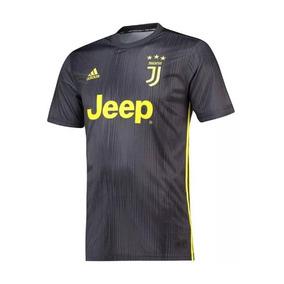 1a84e5456 Nova Camisa Juventus Amarela Times - Camisas de Futebol no Mercado Livre  Brasil