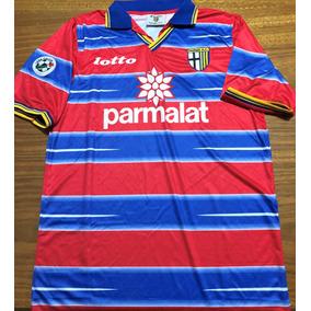 0538ce718570c Camisa Buffon Italia Vermelha - Camisas de Times de Futebol no Mercado  Livre Brasil