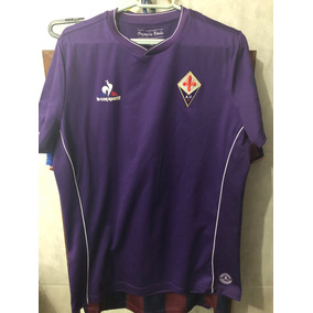 97c28e205 Camisa Fiorentina Le Coq Sportif Times - Camisas de Futebol no Mercado  Livre Brasil