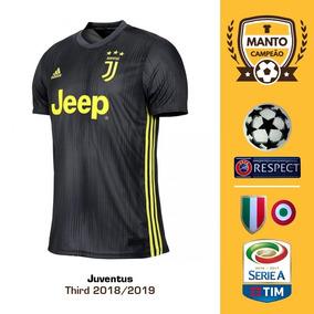 1b96f296c22d7 Uniforme Juventus - Camisas de Times de Futebol no Mercado Livre Brasil