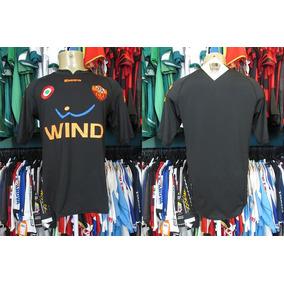 9b536050e797c Camisa Roma Derby - Camisas de Times Italianos de Futebol no Mercado Livre  Brasil