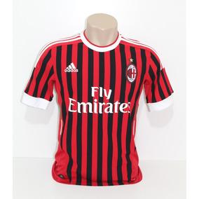 28b1565c0546c Camisa Milan 2011 - Camisa Milan Masculina no Mercado Livre Brasil
