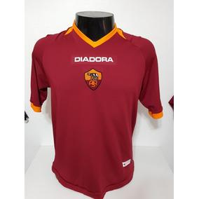 eeb6605a71821 Camisa Roma Diadora - Camisas de Times de Futebol no Mercado Livre Brasil
