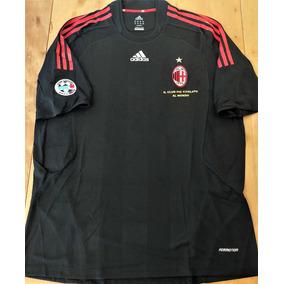 70d77f2f96256 Camisa Milan Dourada - Camisa Milan no Mercado Livre Brasil