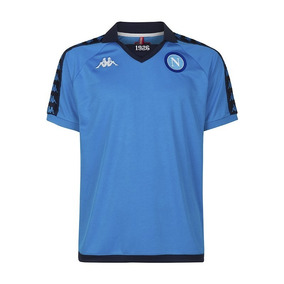 1cc826c468cf0 Camisa Do Napoli 2018 - Camisas de Times Italianos de Futebol no Mercado  Livre Brasil