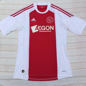 bc380925bde58 Camisa Retro Ajax - Camisas de Futebol no Mercado Livre Brasil