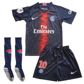 1d24403173408 Kit Infantil Time Europeu - Camisas de Times de Futebol no Mercado Livre  Brasil