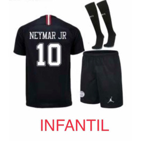 f3d081ed5d3 Camisa Neymar Psg Oficial no Mercado Livre Brasil
