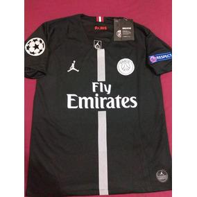 66551274373b3 Camisa Psg 2018 Neymar - Camisas de Times de Futebol no Mercado Livre Brasil