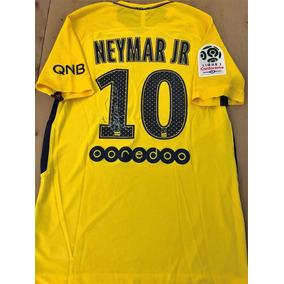 ec5e28b09c039 Camisa Psg Neymar Feminina - Camisas de Futebol no Mercado Livre Brasil