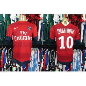 6efbe96e0 Camisa Psg Vermelha - Futebol no Mercado Livre Brasil