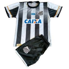 1a7f1d018f35e Camisa Santos Fc Juvenil no Mercado Livre Brasil