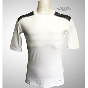 f48502ffbad70 Camisa Termica Adidas - Futebol no Mercado Livre Brasil