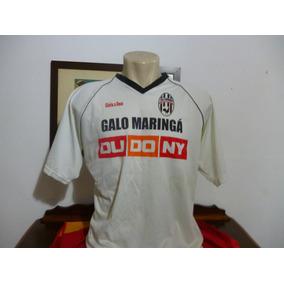 776162528beeb Camisa Maringa Futebol Clube - Camisas de Futebol no Mercado Livre Brasil