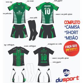 1aa6354d66353 Jogo Uniform 20 Camisa - Camisas de Times de Futebol no Mercado Livre Brasil