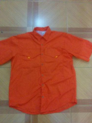 camisas tipo columbia al mayor y al detal