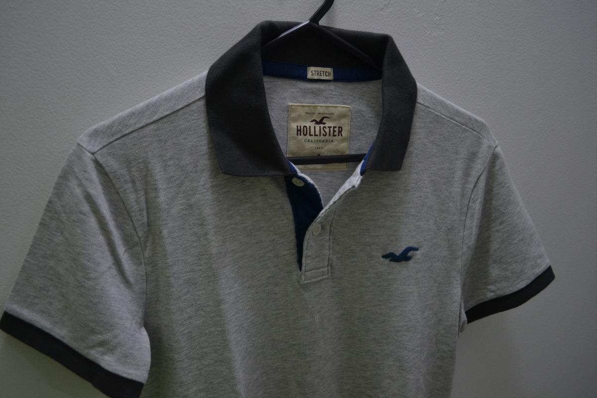 Camisas Tipo Polo Hollister Originales -   65.000 en Mercado Libre 903943ba84401