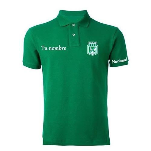 camisas tipo polo personalizadas equipos.