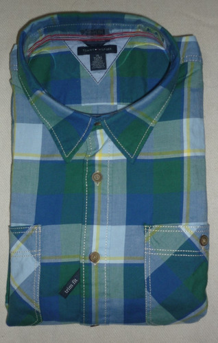 camisas tommy hilfiger 100% originales
