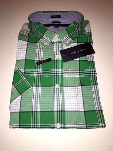 camisas tommy hilfiger 100% originales. nuevas. solo talla l