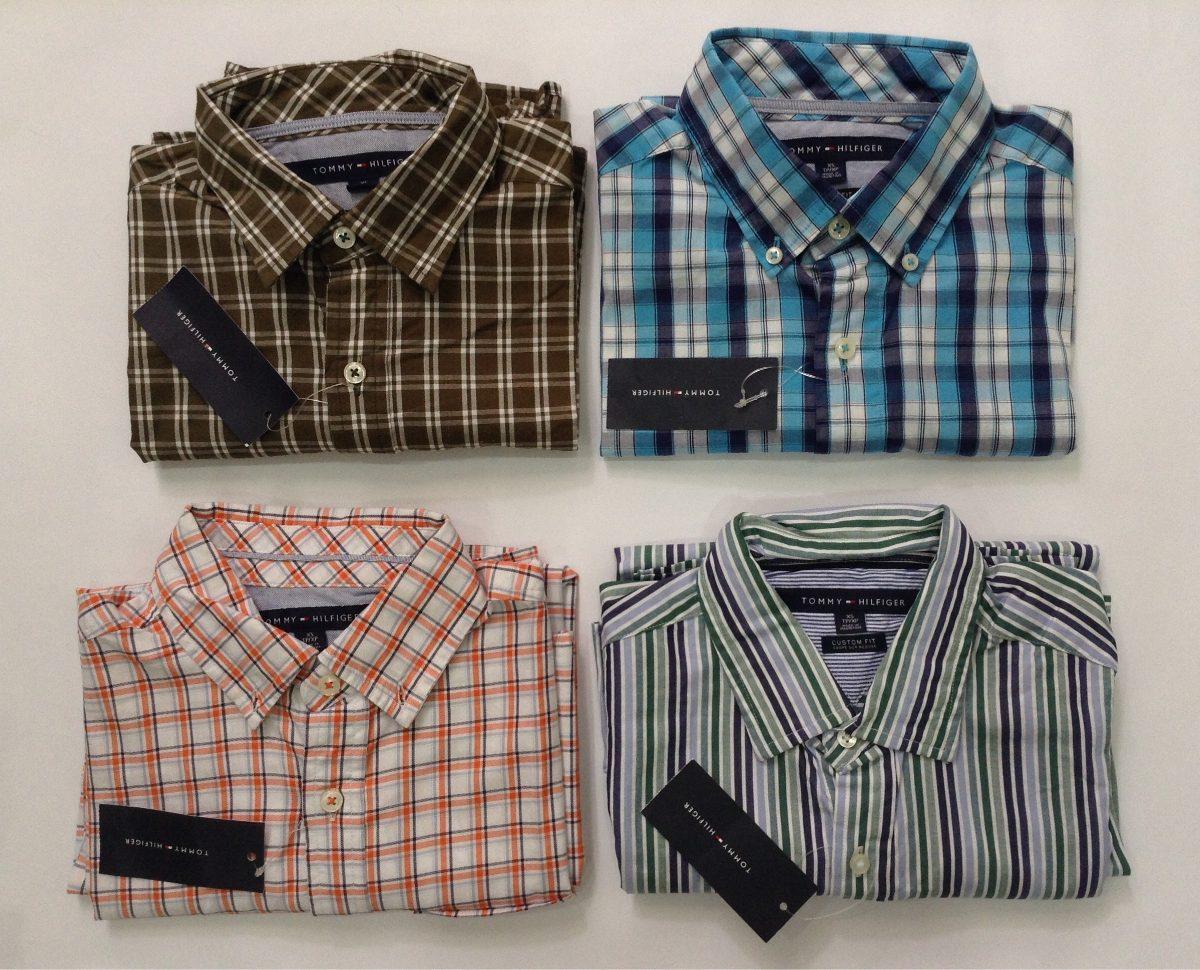 fbd986a0f16 camisas tommy hilfiger caballero xs y s original. Cargando zoom.