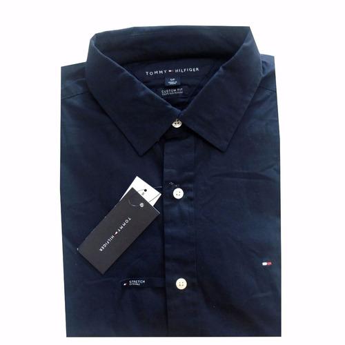 camisas tommy hilfiger custom 100% originales