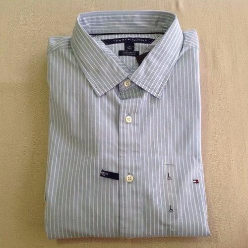 camisas tommy hilfiger talla large customfit 100% originales