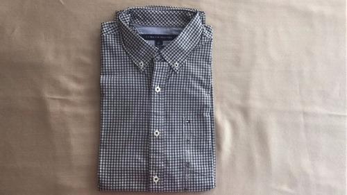 camisas tommy hilfiger talla medium customfit100% originales