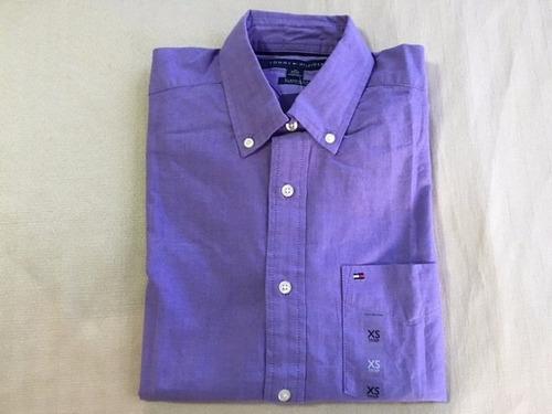 camisas tommy hilfiger talla xsmall 100% originales