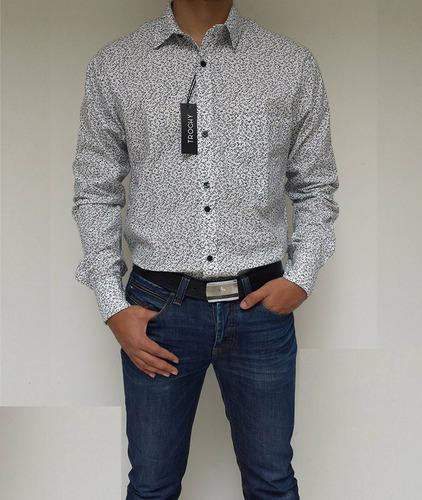 camisas trochy moda  $39.900