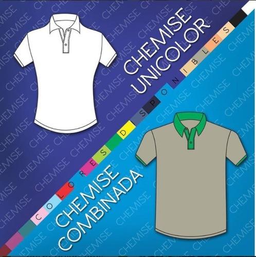 camisas uniformes para promociones universitarias empresas