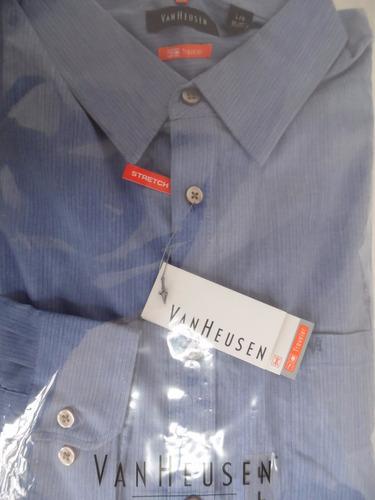 camisas  van heusen,pierre cardin,paco rabanne  - oferta !!!