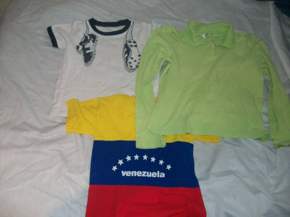 c42fc21586aca camisas venta oferta remate lote d3 franelas niño t  5 y 6. Cargando zoom.